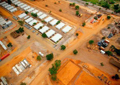 aerial mozambique