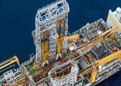 Oil rig Stenna