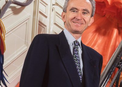 Berbard Arnault PDG LVMH