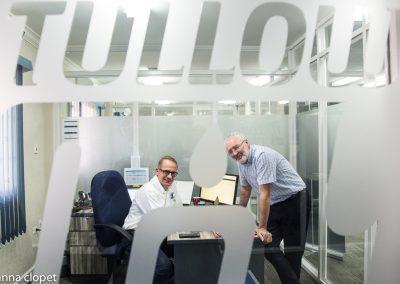 business men office