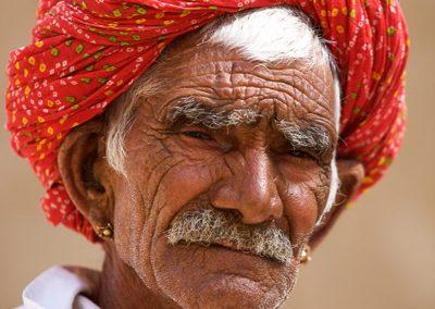 Indian man turban
