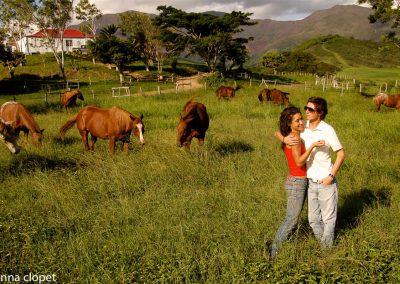 Couple#horses