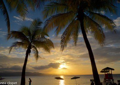Jamaica#sunset#MointegoBay