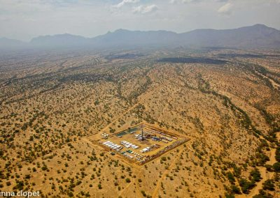 Kenya#Turkana#aerial#rig